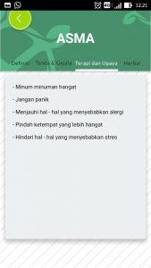 foto gambar halaman terapi dan upaya aplikasi android google play store resep herbal tazakka