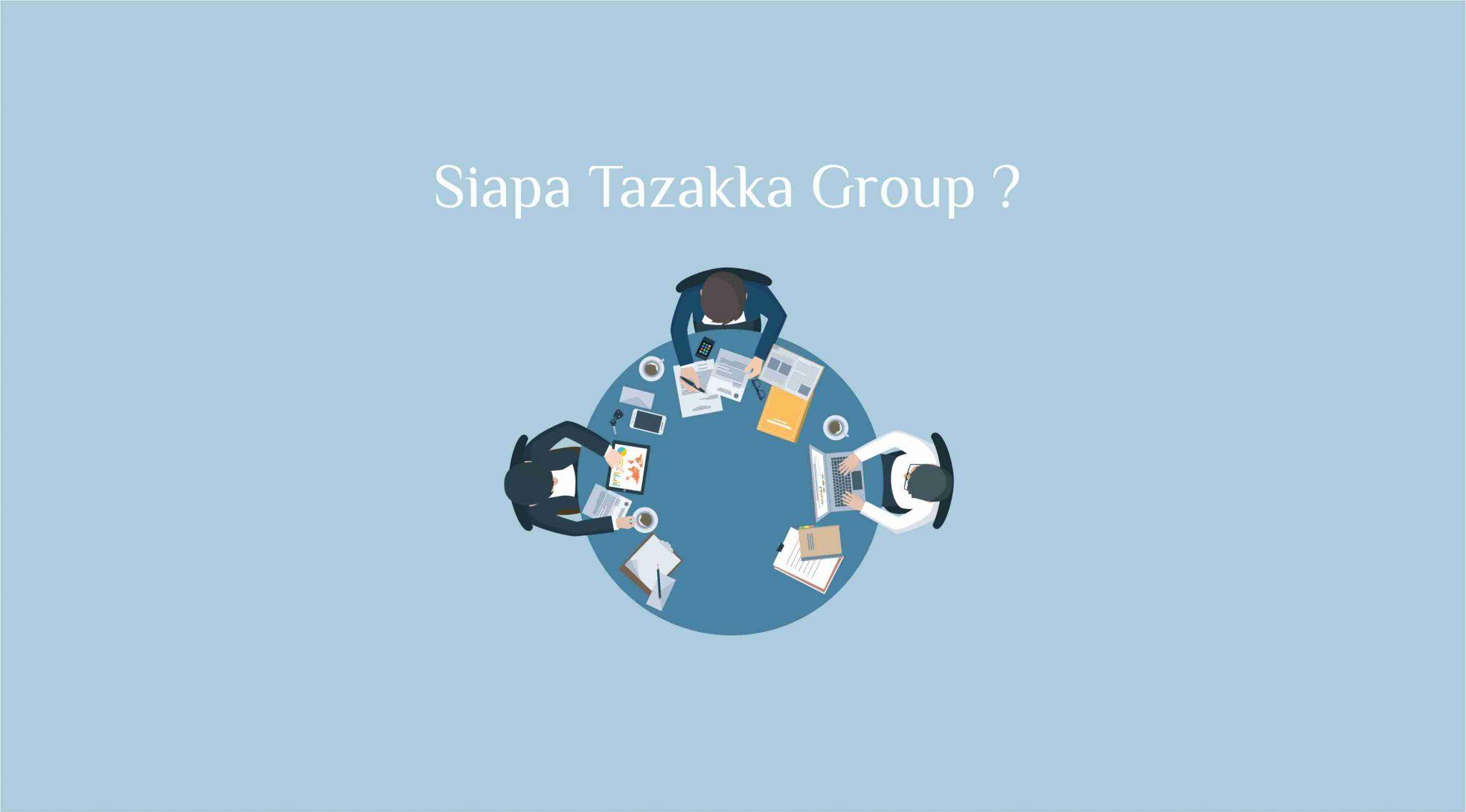 foto gambar profil perusahaan tentang herbal tazakka group, apa itu tazakka herbal ?