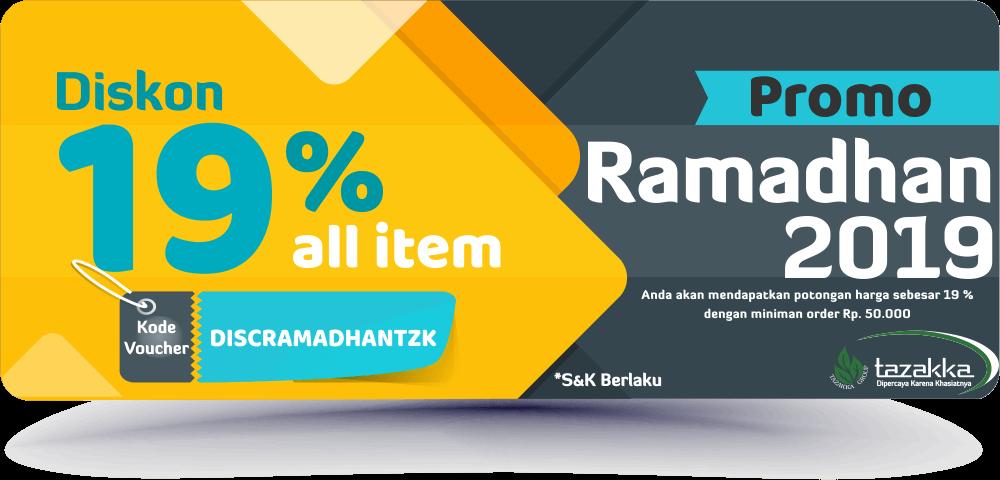 Kode voucher Ramadhan sale 2019 diskon belanja