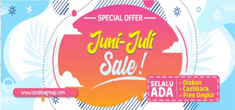 Promo Juni 2019 Herbal Tazakka