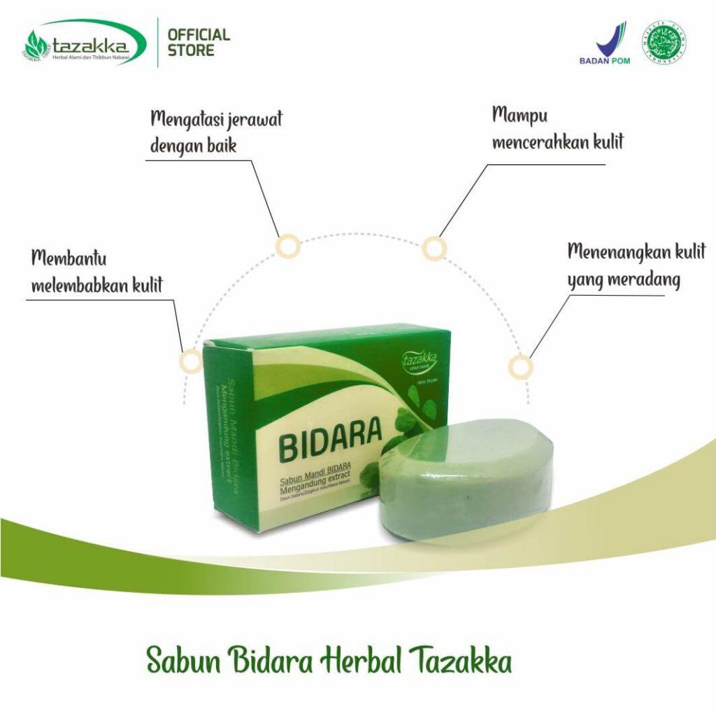 manfaat sabun bidara