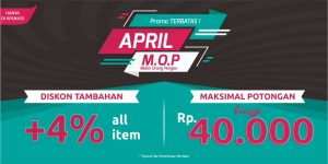 Promo April MOP herbal Tazakka